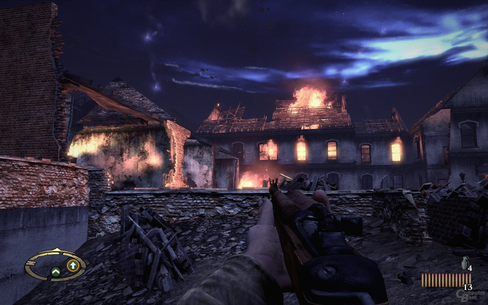 Hell's Highway - Visuelle Umsetzung