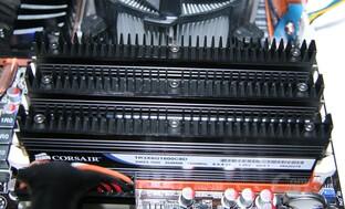 Corsair Dominator DDR3-1600 bei 1,65 Volt