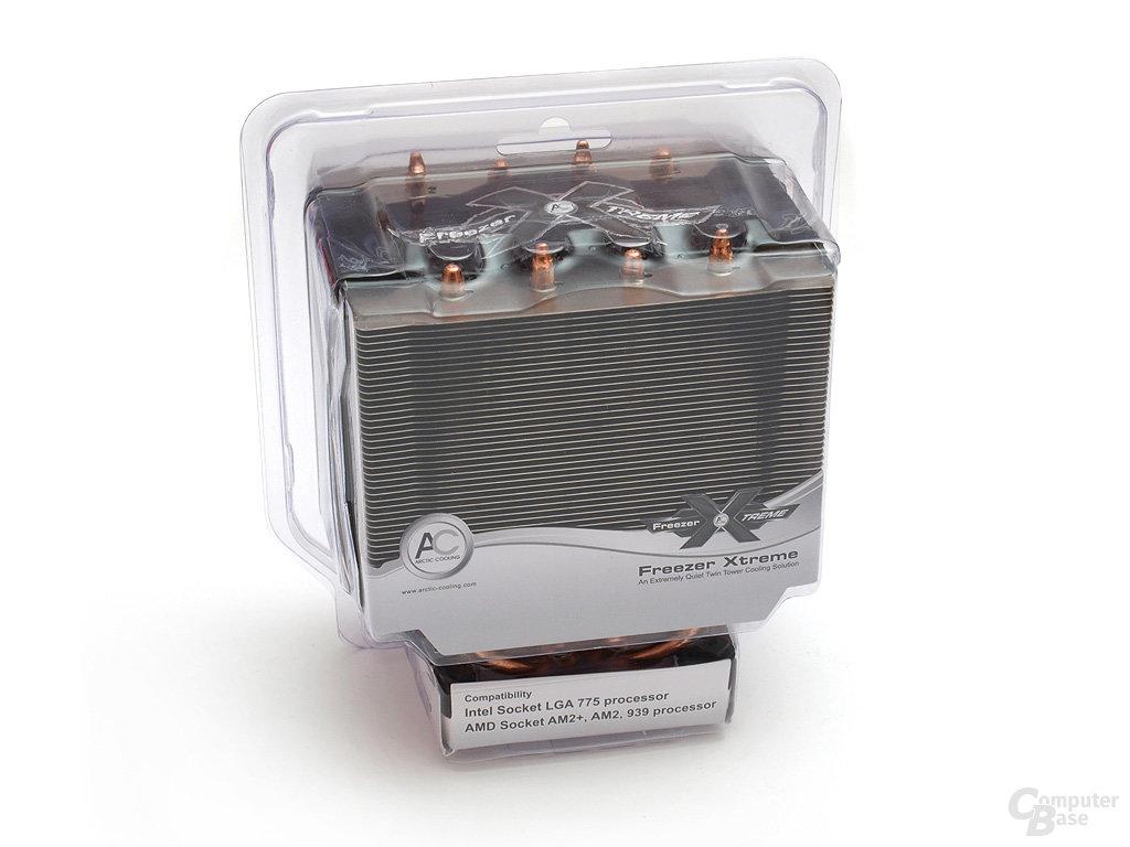Arctic-Cooling Freezer Xtreme Verpackung