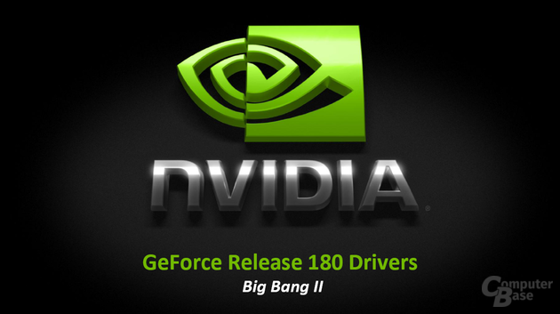 "Nvidia ""Big Bang II""-Treiber (180.42)"
