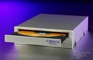 Plextor 40x Brenner