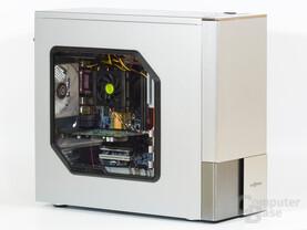 Ikonik Zaria A20 – Testsystem