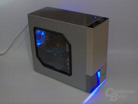 Ikonik Zaria A20 – Beleuchtung