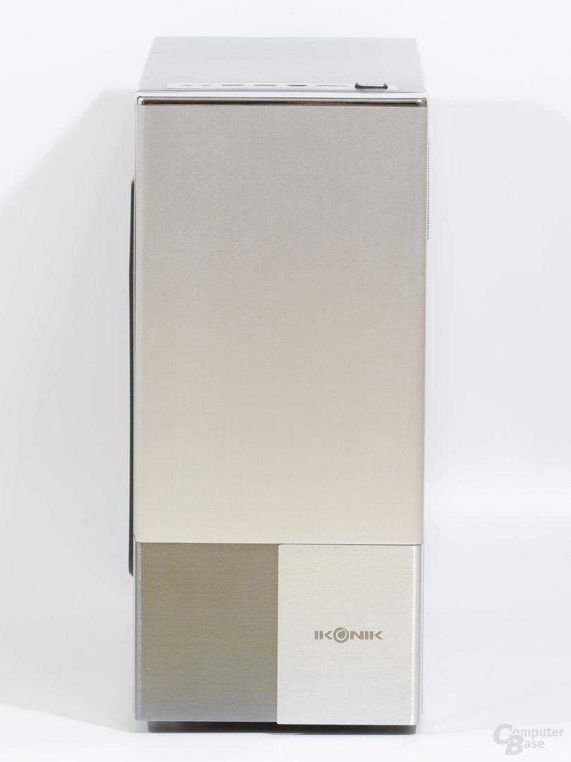 Ikonik Zaria A20 – Front