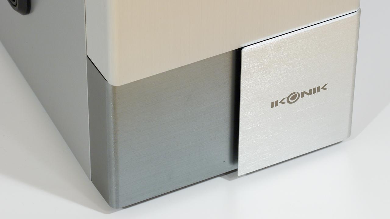 Ikonik Zaria A20 SIM im Test: Interessanter Midi-Tower mit Lüftersteuerung
