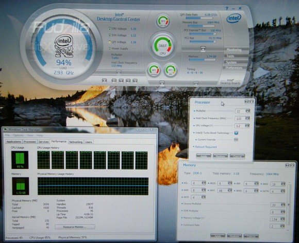 Intel CDD-Tool