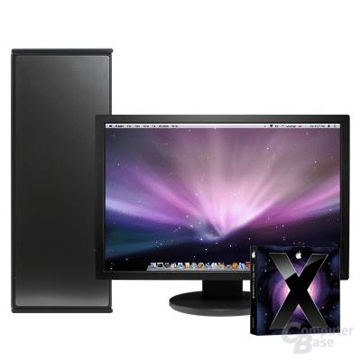 Psystar OpenPro mit Mac OS X