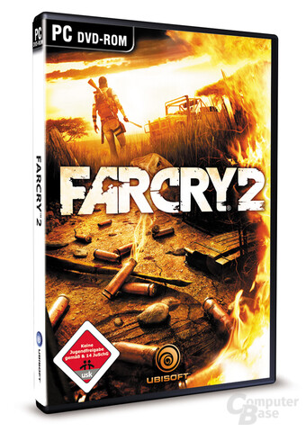 Far Cry 2 - Packshot