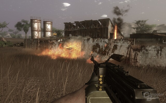Far Cry 2 - Buschfeuer