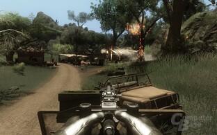Far Cry 2 - Buschfeuer
