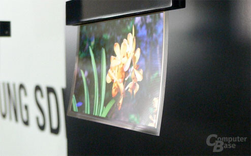 flexibles OLED-Display von Samsung