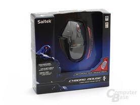 Saitek Cyborg Verpackung