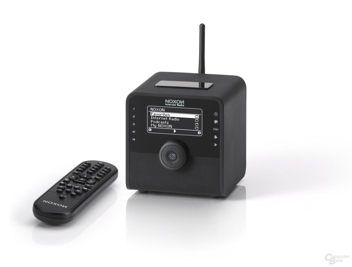 TerraTec Noxon iRadio Cube