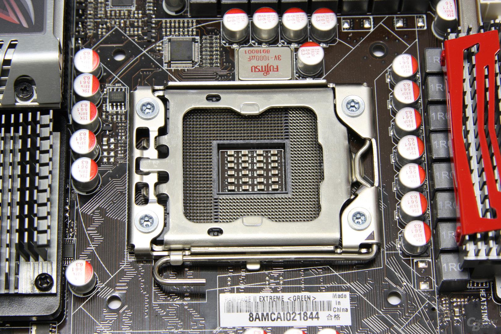 Rampage 2 Extreme Sockel LGA1366