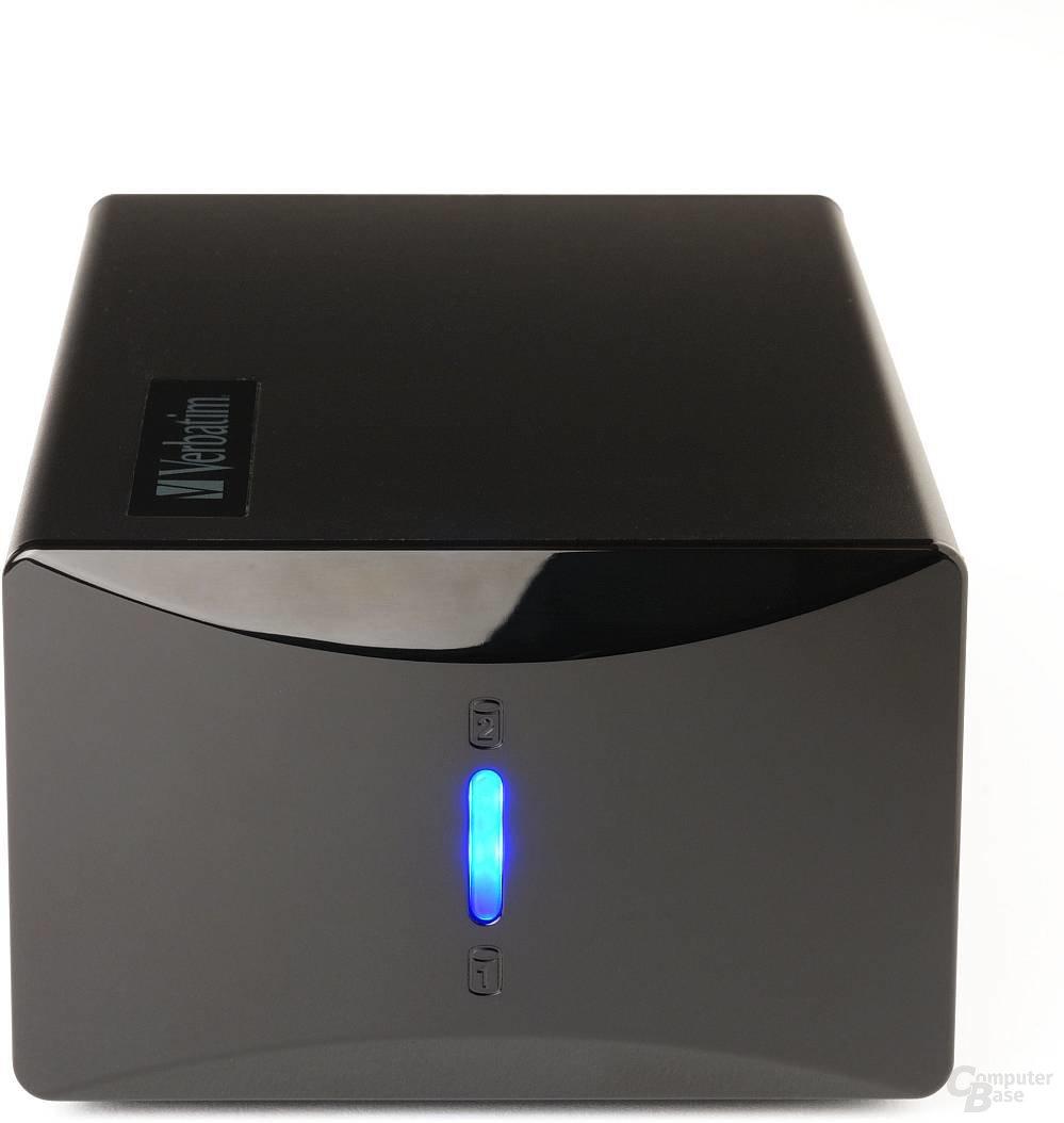 Verbatim RAID 2 TB eSATA & USB 2.0 Combo