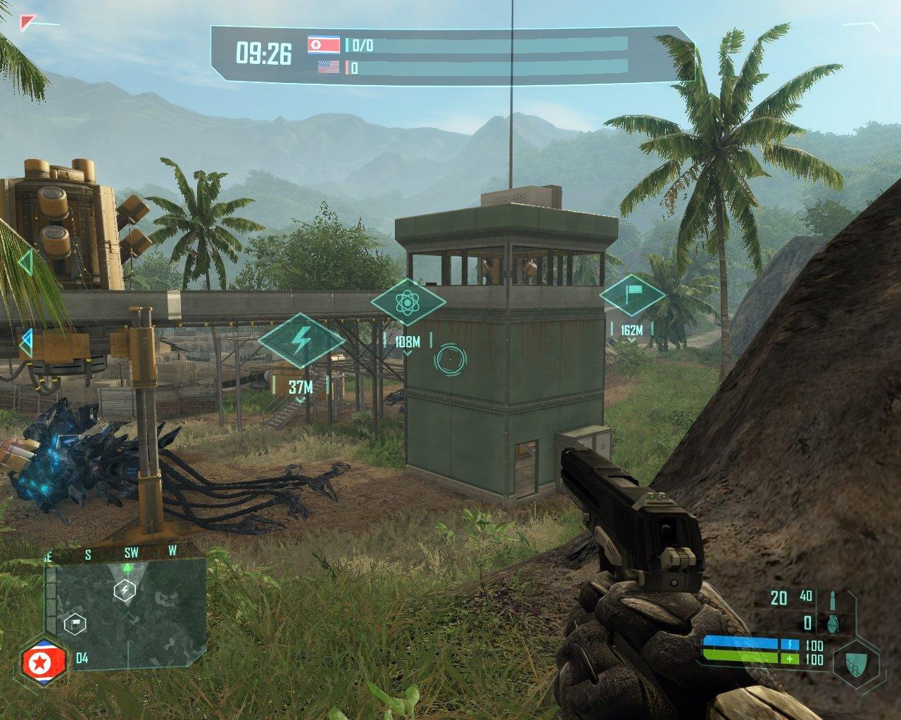 Crysis Wars - Verbesserungen Patch v1.1