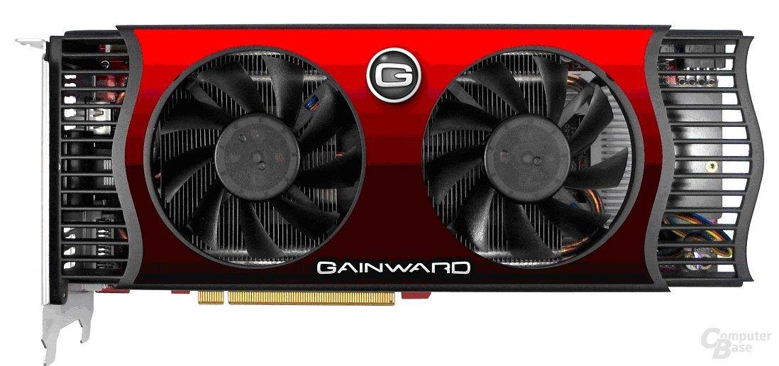Gainward Rampage700 Golden Sample