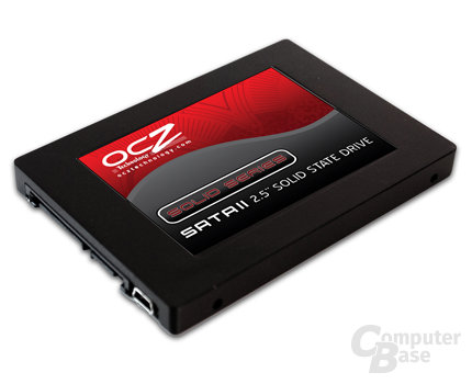 """OCZ Solid Series SATA II 2,5"""" SSD"""