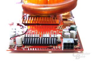 Radeon HD 4850 PCS+ von hinten