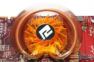 Radeon HD 4850 PCS+ Kühler