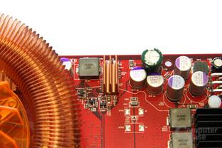 Radeon HD 4850 PCS+ Kühlkörper