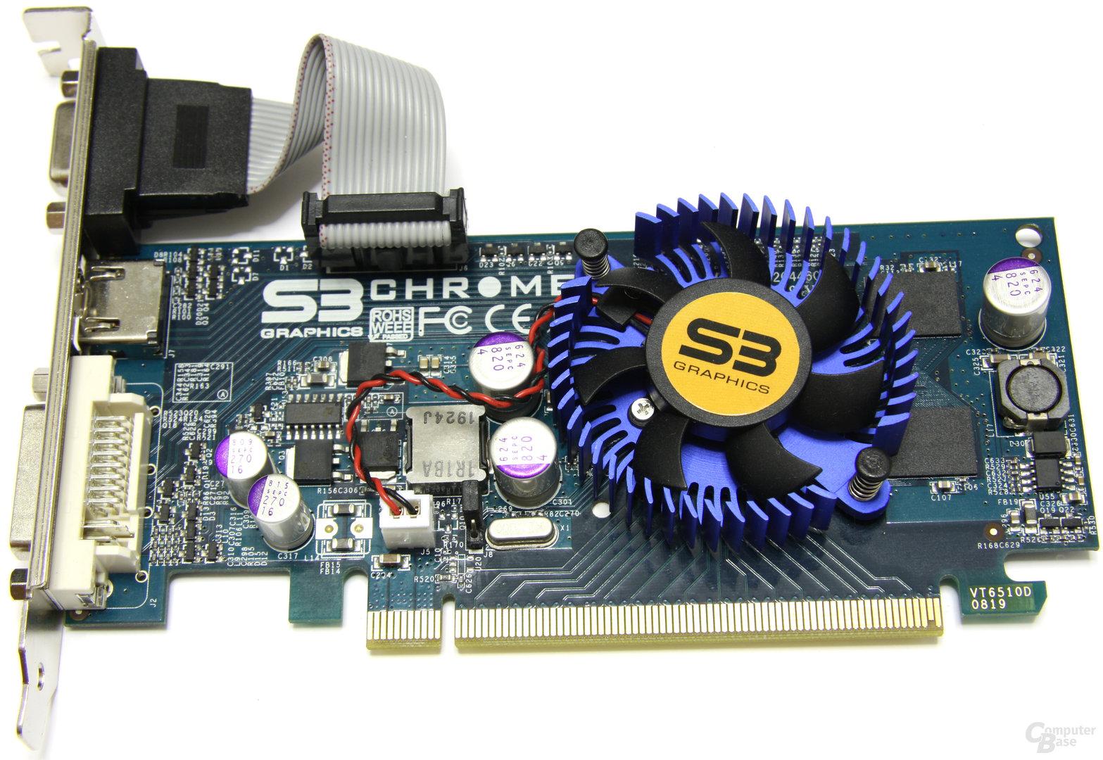 S3 Chrome 440 GTX