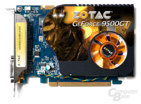Zotac GeForce 9400 GT DP