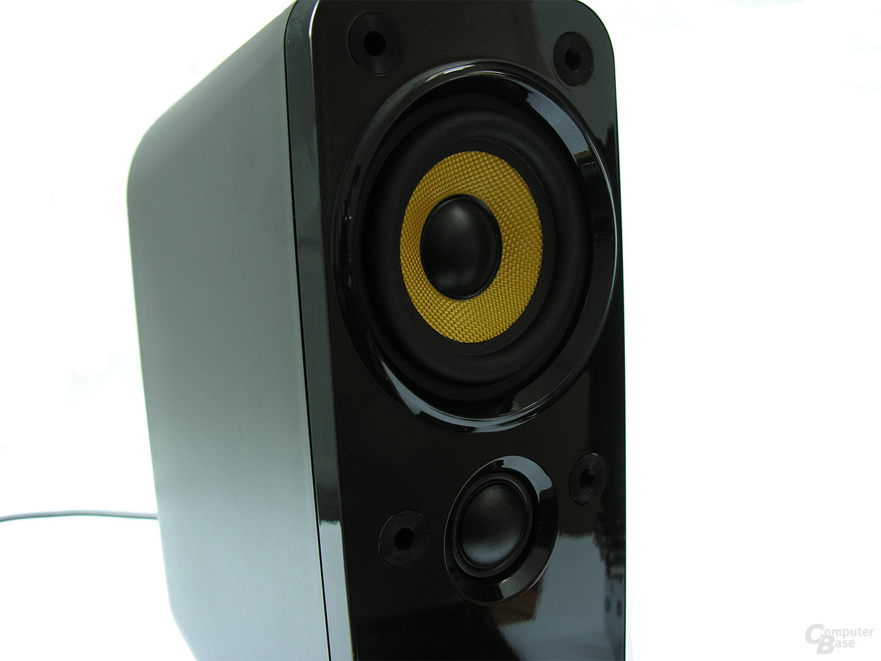 Lautsprecher ohne Schutzgitter