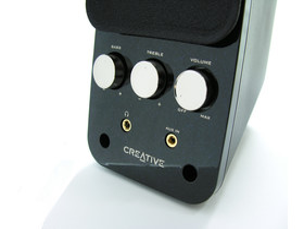 Steuereinheiten Creative GigaWorks T20 Series II