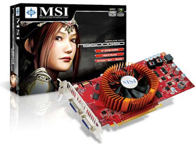 MSI GeForce 9600 GSO