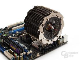 Im Intel-Falle Ausrichtung beachten