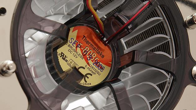 Thermaltake SpinQ im Test: Das Hamsterlaufrad für die CPU