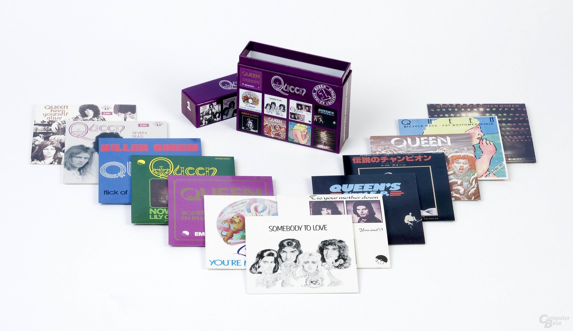 Queen Single Collection Vol. 1