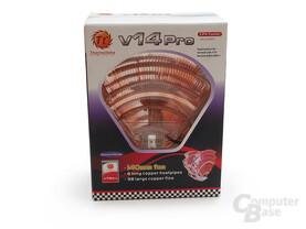Thermaltake V14 Pro Verpackung