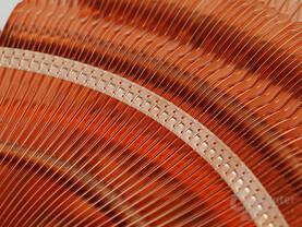 Piekfein zusammengefügte Lamellen