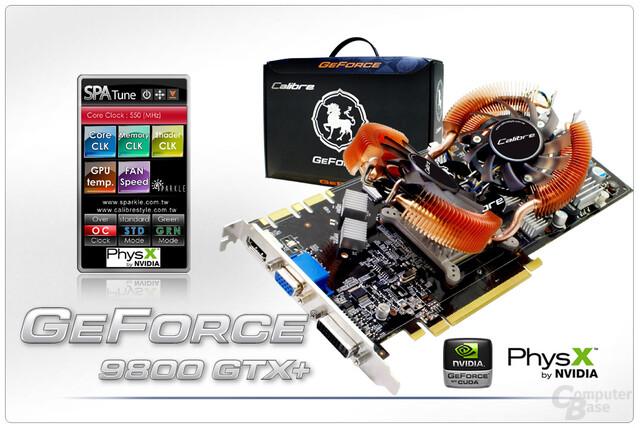 Sparkle Calibre P980X+