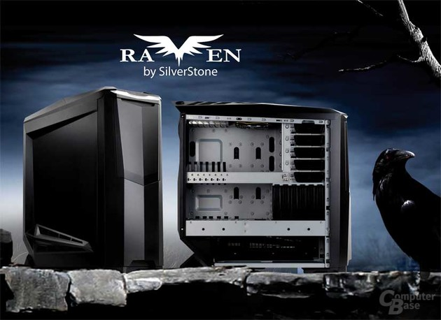 Silverstone Raven RV01