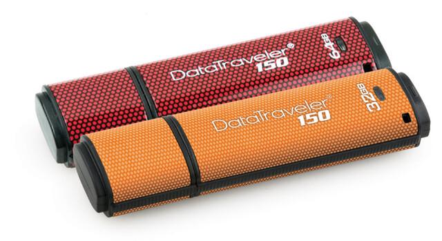 Kingston DataTraveler 150 mit 32 und 64 GB