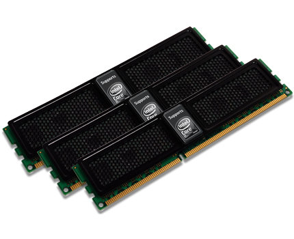 OCZ DDR3 PC3-10666 Intel i7 Triple Channel
