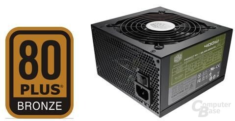Cooler Master Real Power Por mit 80Plus Bronze-Zertifikat