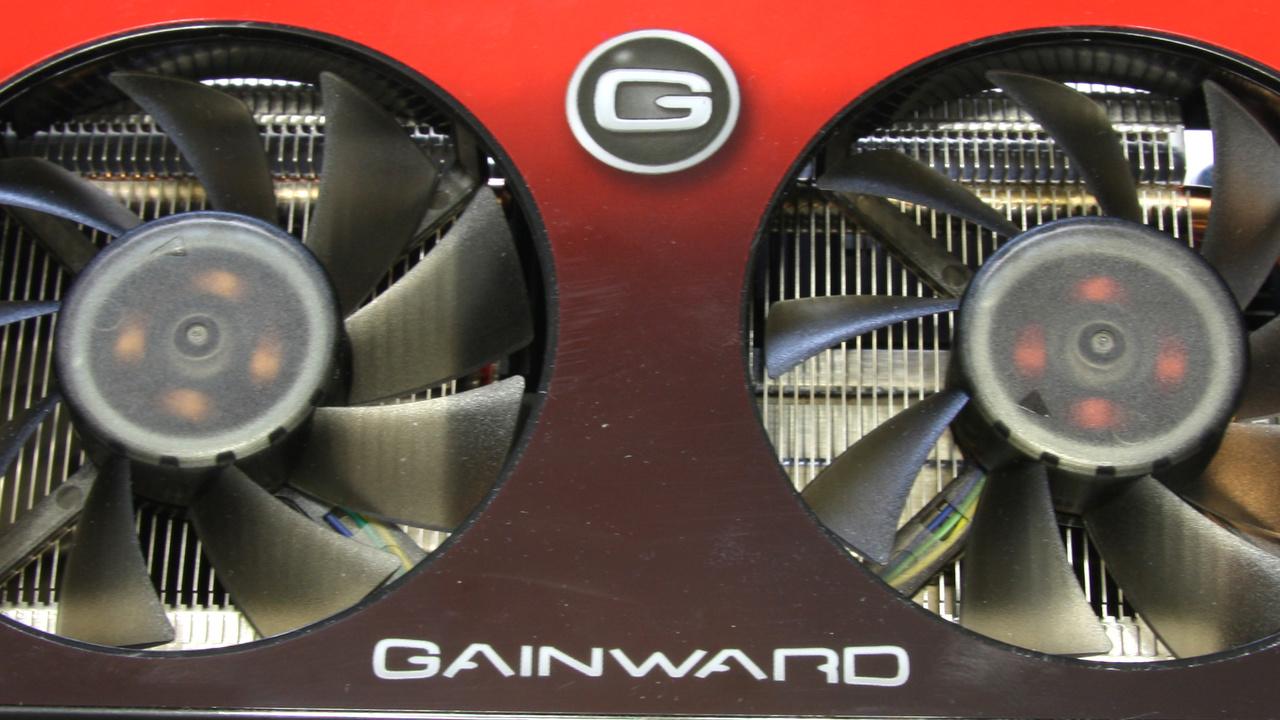 Rampage 700 GS GLH im Test: Gainward verändert die HD 4870 X2 völlig