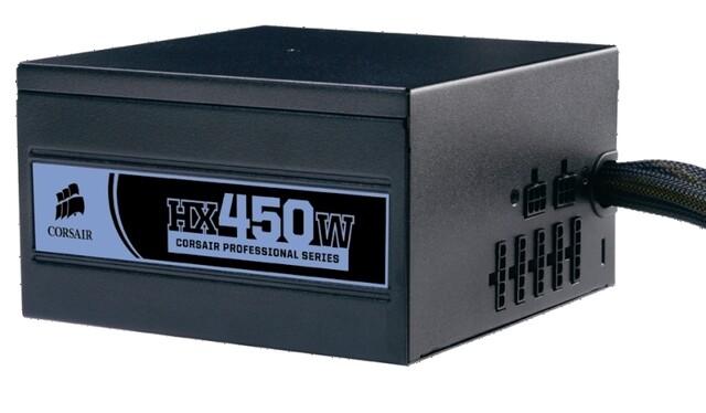 Corsair Professional Series HX450W