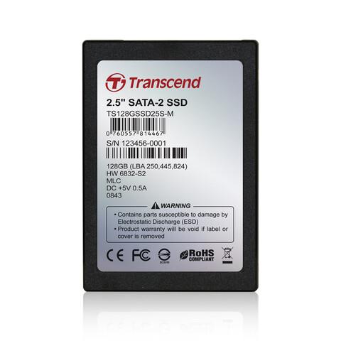 """2.5"""" SATA SSD 128 GB"""