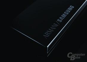 Full-HD-LCD-TV von Samsung und Armani