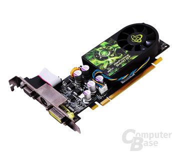 XFX GeForce 9400 GT mit 1 GByte Speicher im Low-Profile-Format