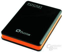 Externe 1,8-Zoll-Festplatte von Plextor