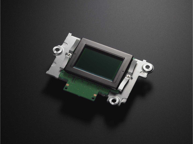 Nikon D3X Sensoreinheit