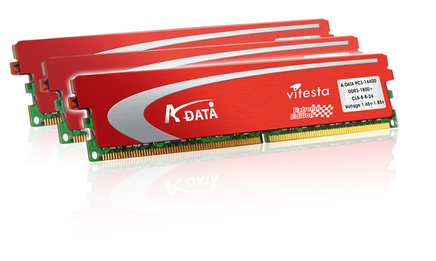 A-Data XPG DDR3-1800+