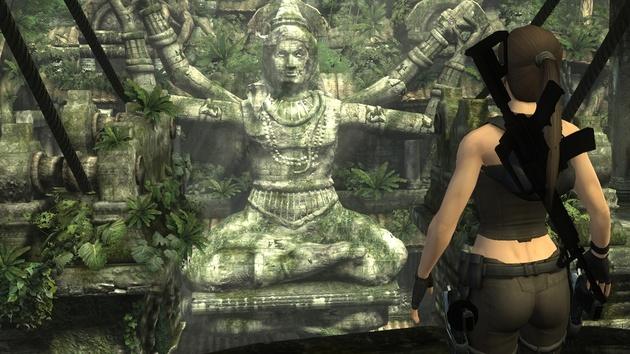 Tomb Raider: Underworld im Test: Lara fängt den Flair der alten Serie