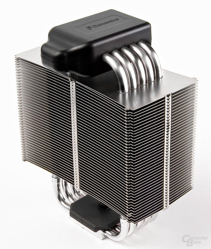 Der Danamics LM10 Flüssigmetallkühler